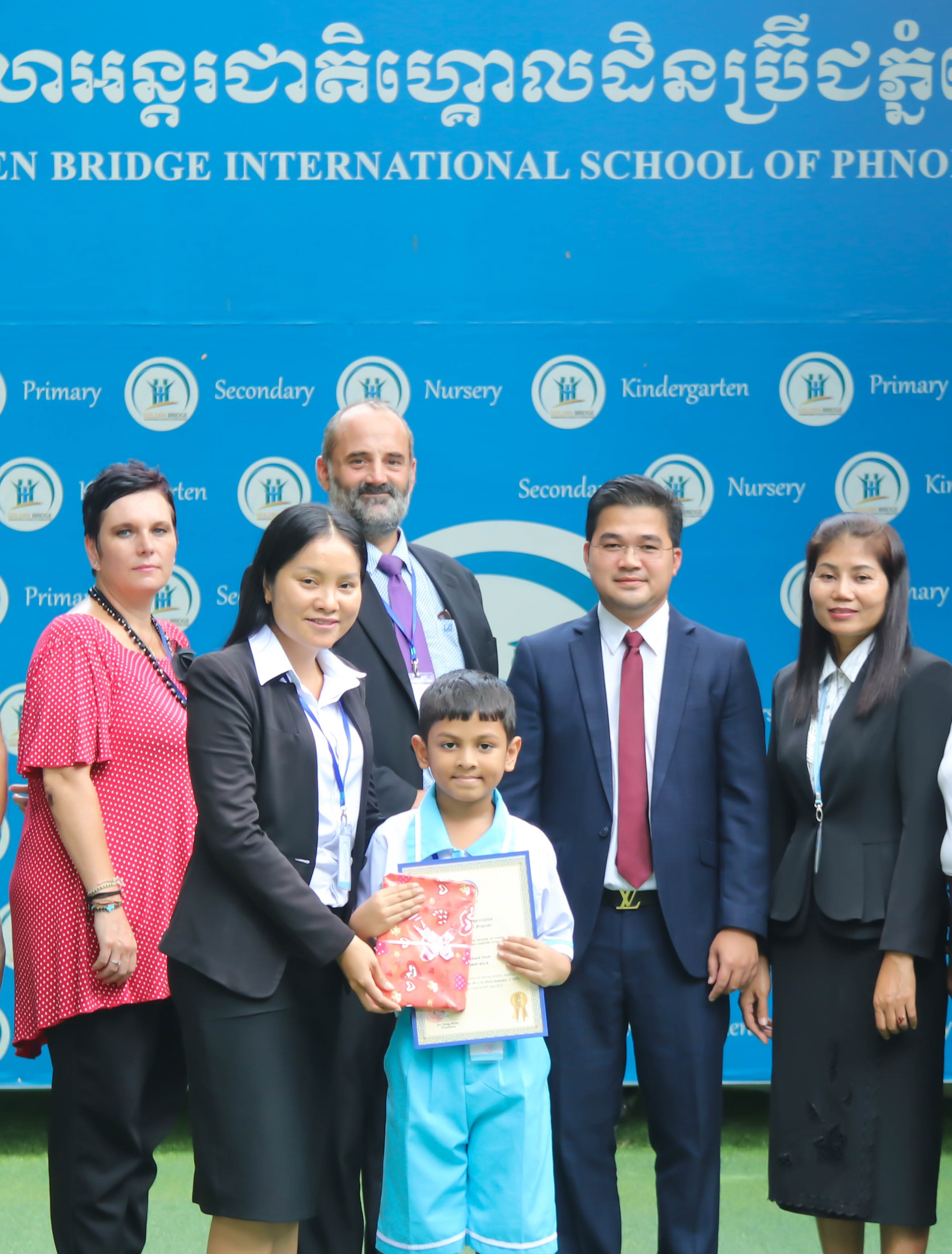 First Semester Awarding Ceremony, Academic Year 2018 – 2019